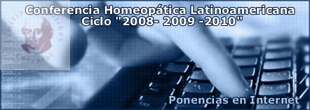 Conferencia Homeopatia