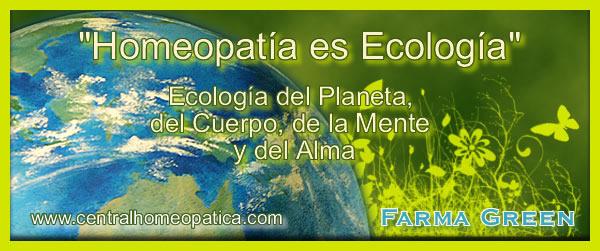 Homeopatía y Ecología